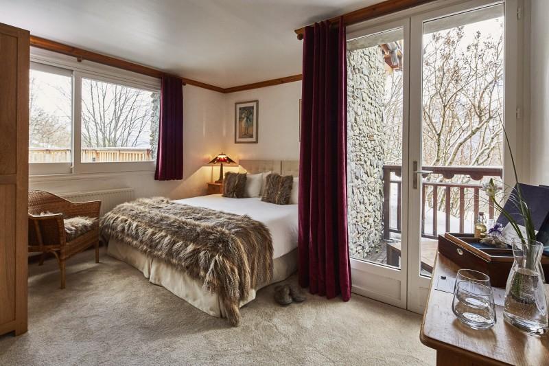 Méribel Luxury Rental Chalet Ulumite Bedroom 7