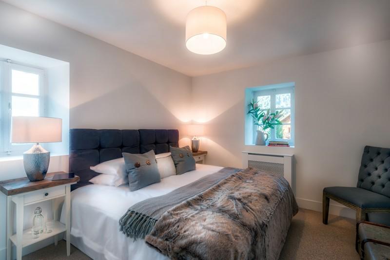 Morzine Luxury Rental Appartment Merlinuta Bedroom