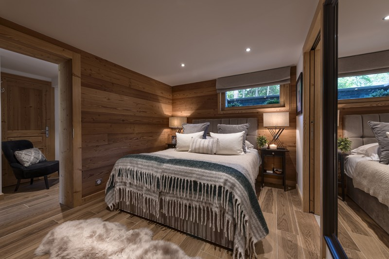 Morzine Luxury Rental Appartment Merlio Bedroom 4