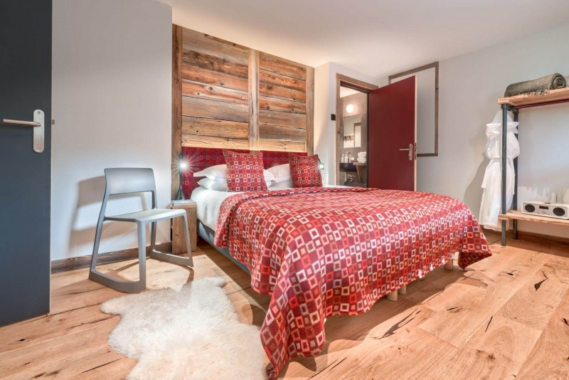 Morzine Location Appartement Luxe Morzilute Chambre 2
