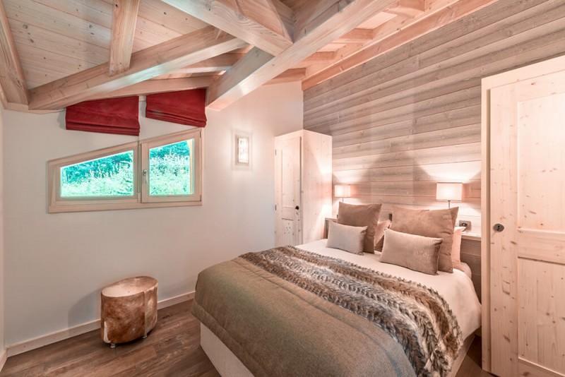 Morzine Luxury Rental Chalet Merlinate Bedroom 3