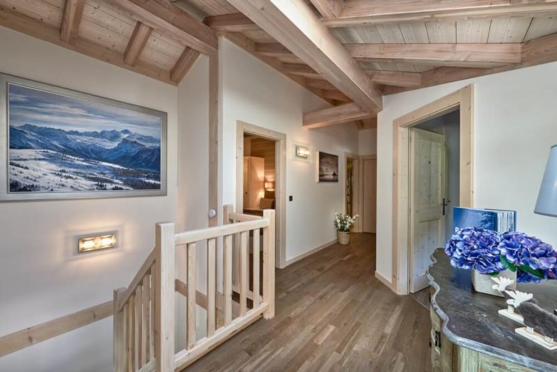 Morzine Luxury Rental Chalet Merlinate Second Floor