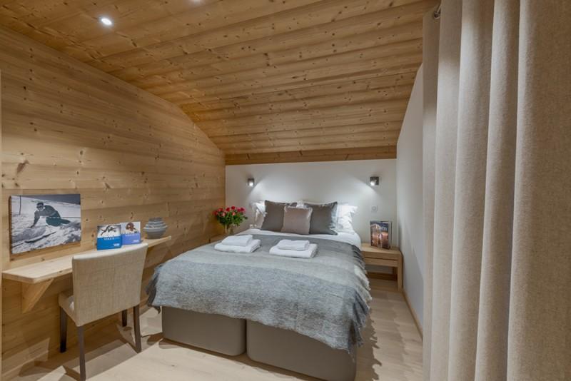 Morzine Luxury Rental Chalet Merline Bedroom 2
