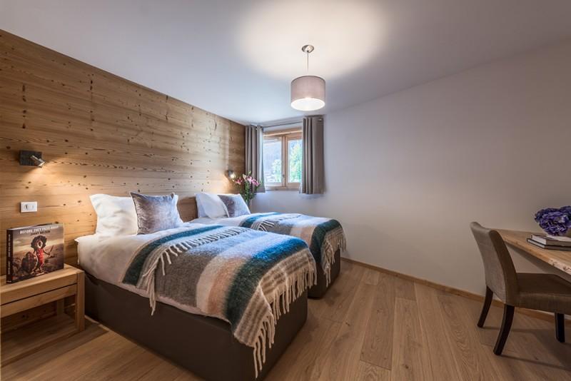 Morzine Luxury Rental Chalet Merline Bedroom 5