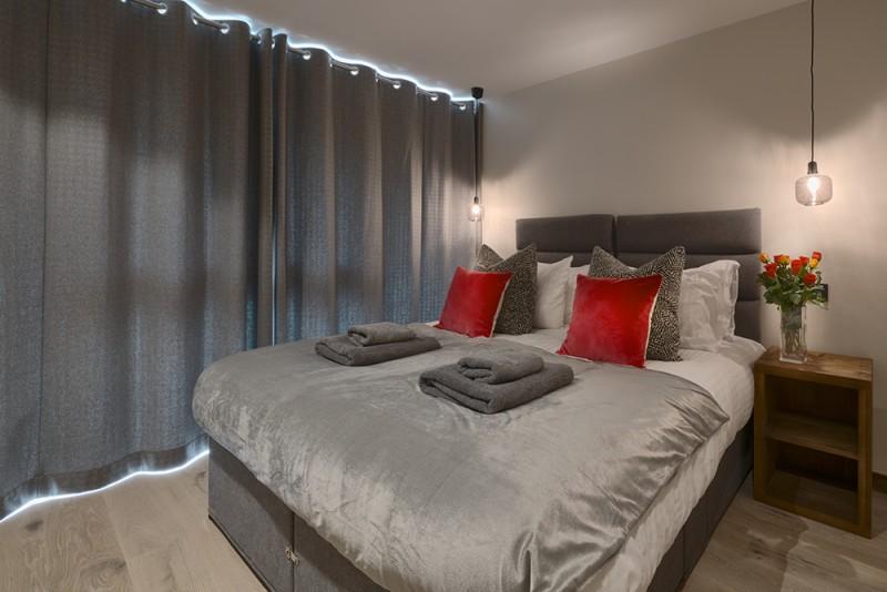 Morzine Location Chalet Luxe Merlinite Chambre 3