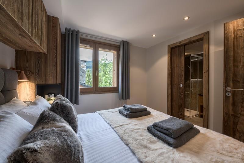 Morzine Location Chalet Luxe Merlinite Chambre 4