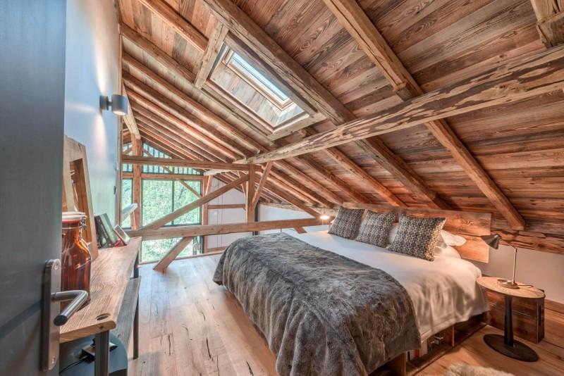 Morzine Luxury Rental Chalet Merlinte Bedroom 3