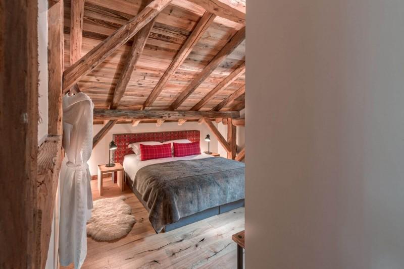 Morzine Luxury Rental Chalet Merlinte Bedroom 5