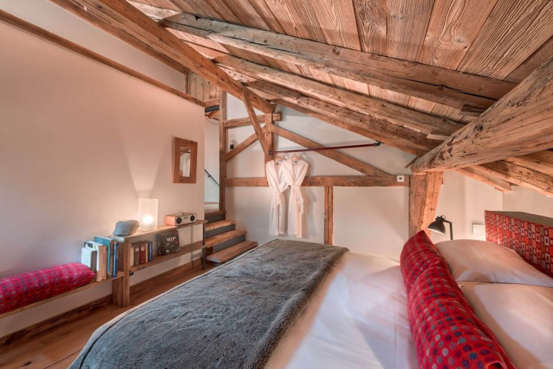 Morzine Luxury Rental Chalet Merlinte Bedroom 6