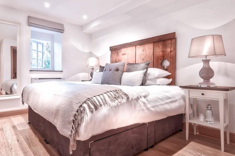 Morzine Luxury Rental Chalet Merlinute Bedroom 4