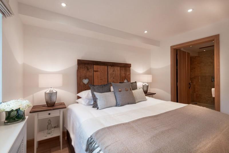 Morzine Luxury Rental Chalet Merlinute Bedroom 6