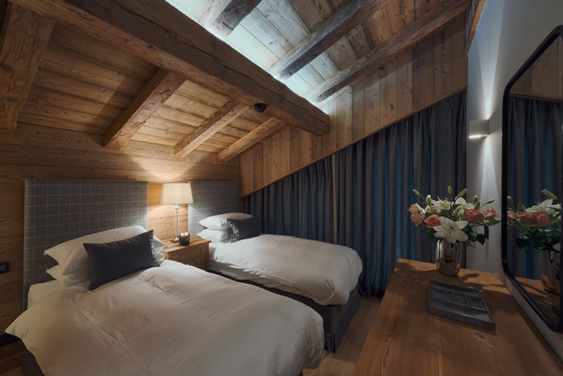 Morzine Location Chalet Luxe Morzanite Chambre 4
