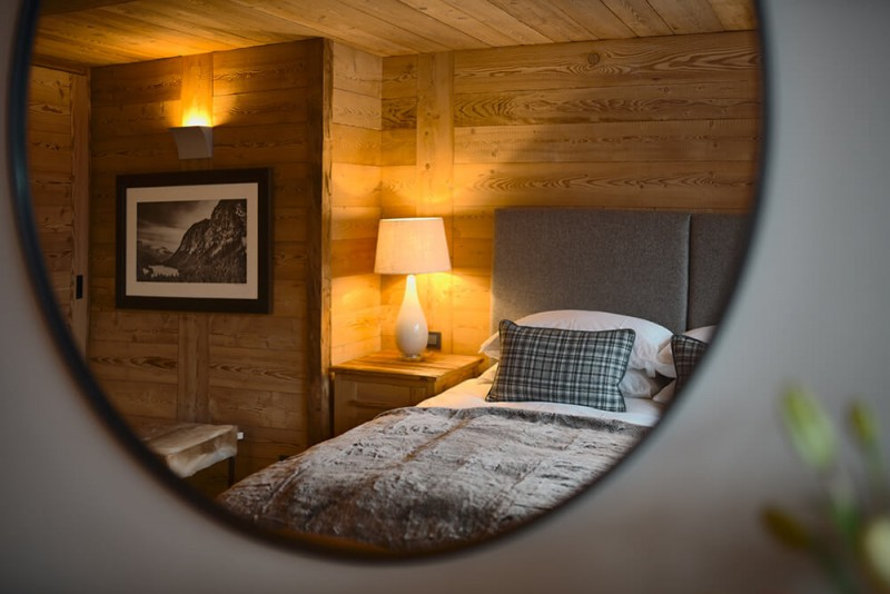 Morzine Location Chalet Luxe Morzanite Chambre 5