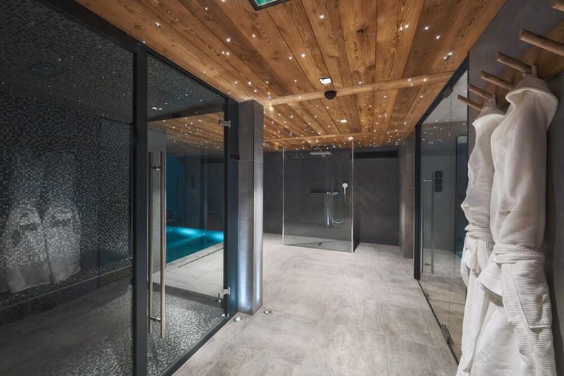 Morzine Luxury Rental Chalet Morzanite Spa