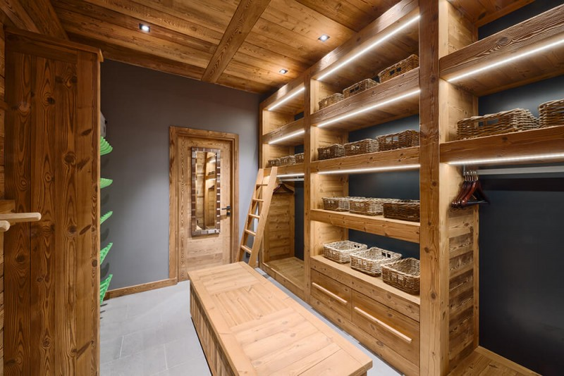 Morzine Location Chalet Luxe Morzanite Local A Ski 2