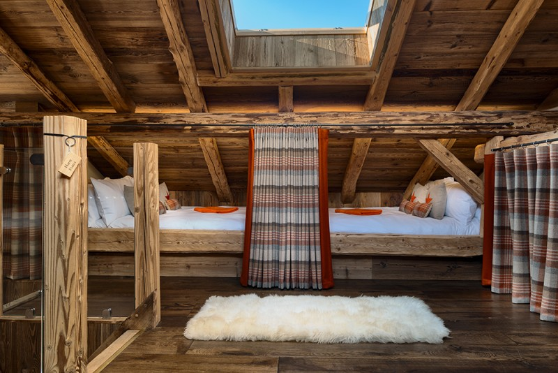 Morzine Location Chalet Luxe Morzinite Chambre 7