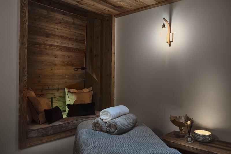 Morzine Location Chalet Luxe Morzinite Salle De Massage 2