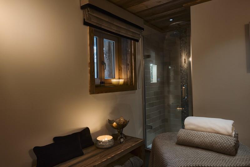 Morzine Location Chalet Luxe Morzinite Salle De Massage