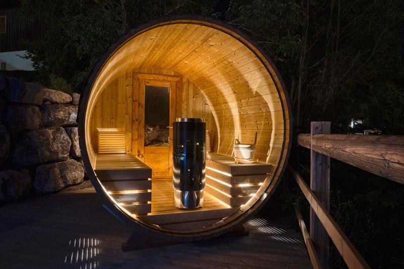 Morzine Location Chalet Luxe Morzinite Sauna