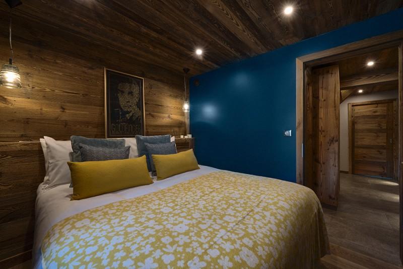Morzine Luxury Rental Chalet Morzute Bedroom