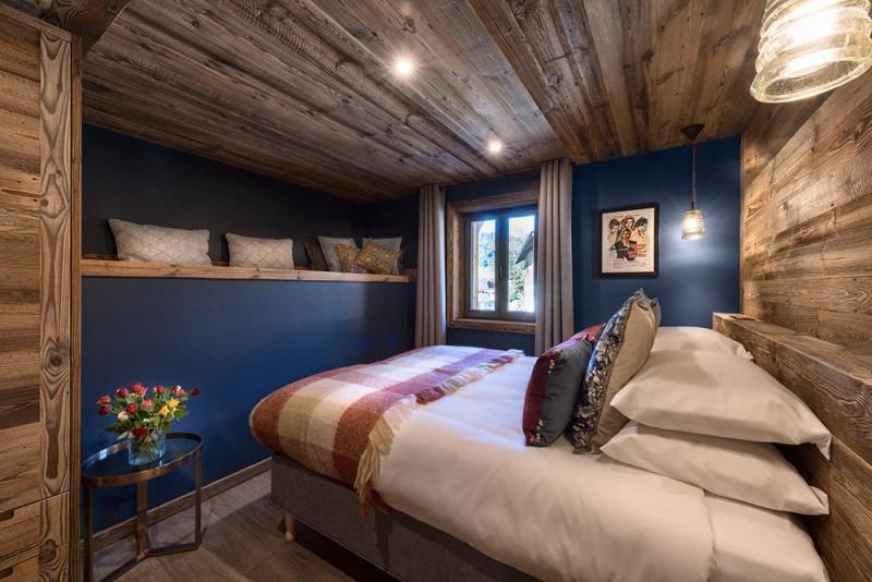 Morzine Luxury Rental Chalet Morzute Bedroom 3