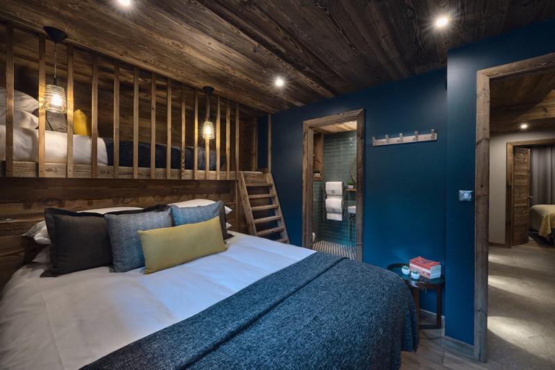 Morzine Luxury Rental Chalet Morzute Bedroom 4