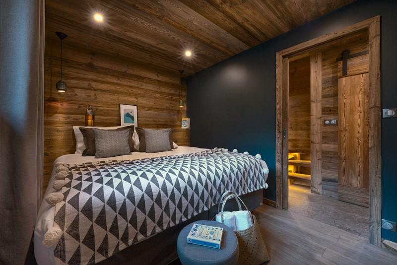 Morzine Luxury Rental Chalet Morzute Bedroom 5