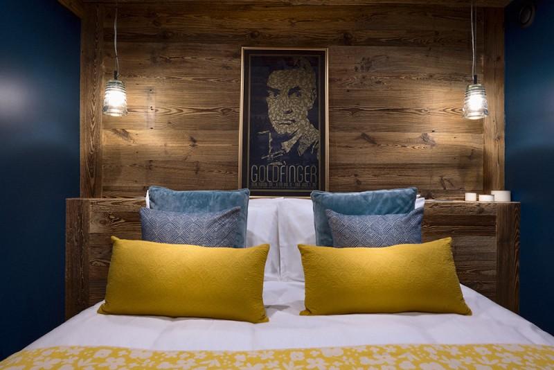 Morzine Luxury Rental Chalet Morzute Bedroom 6