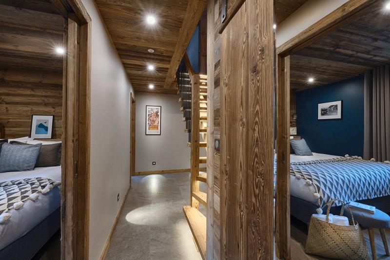 Morzine Luxury Rental Chalet Morzute Night Space