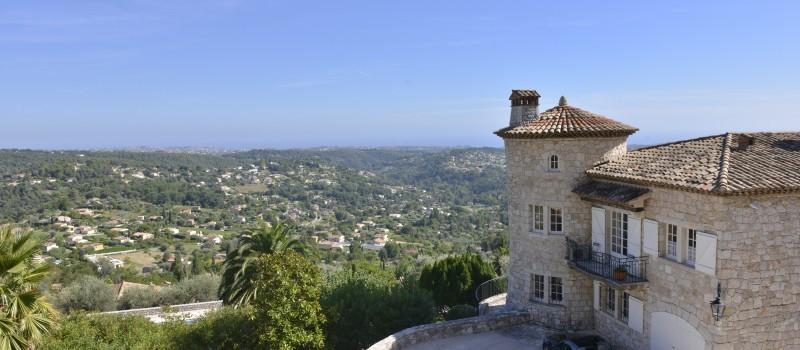 Nice Location Villa Luxe Néottie Vue