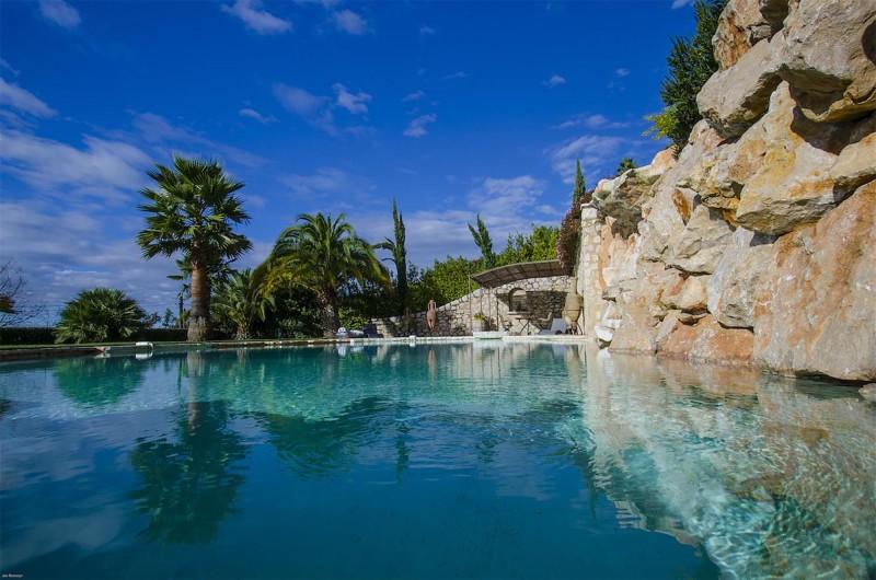 Nice Luxury Rental Villa Nigritelle Pool