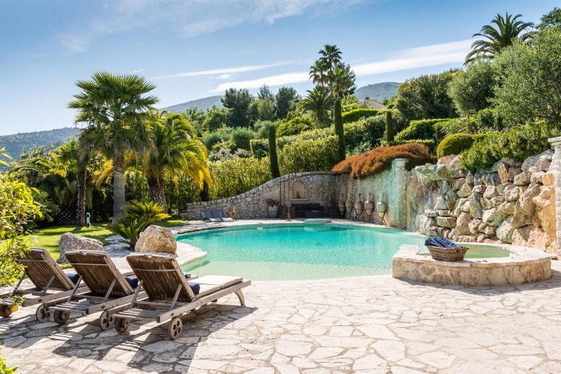 Nice Luxury Rental Villa Nigritelle Pool 5