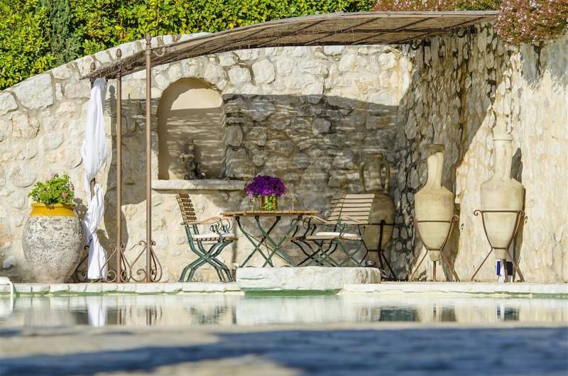 Nice Luxury Rental Villa Nigritelle Terrace 3