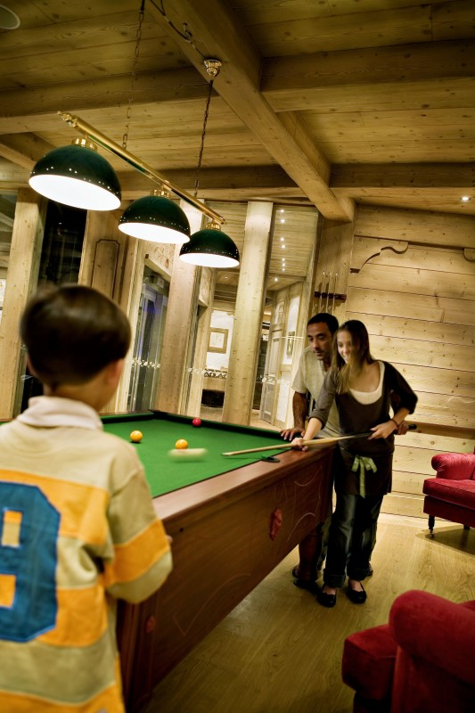 Peisey Vallandry  Location Appartement Luxe Magnolia Réception 1