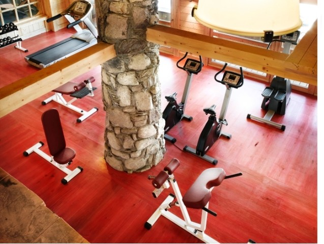 Peisey Vallandry  Location Appartement Luxe Marbre Duplex Salle De Fitness