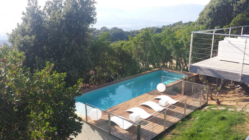 Porticcio Location Villa Luxe Piment Piscine
