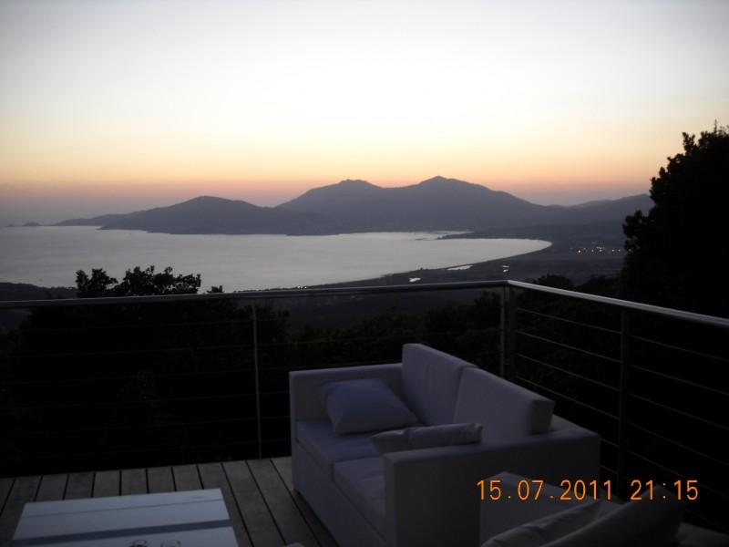 Porticcio Location Villa Luxe Piment Vue Mer1