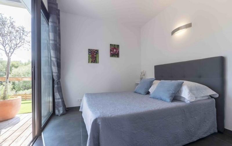 Porto Vecchio Location Villa Luxe Pivoine Rouge Chambre2