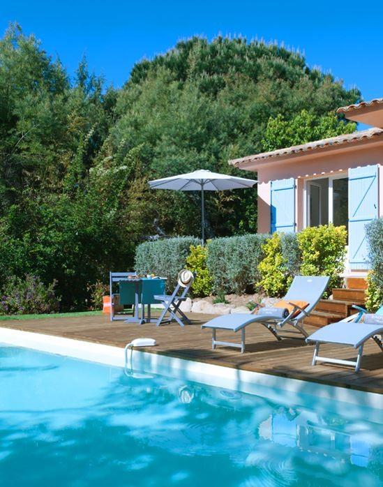Porto-Vecchio Location Villa Luxe Quelva Transat