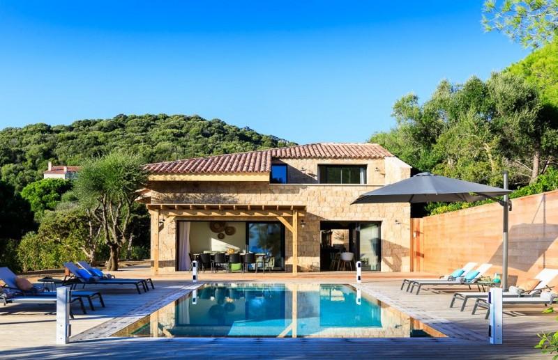 Propriano Location Villa Luxe Prelis Extérieur