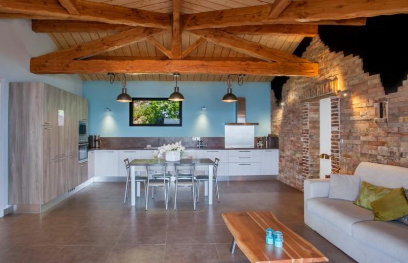 Propriano Location Villa Luxe Prelou Séjour 3