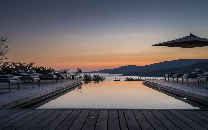 Propriano Location Villa Luxe Pyrile
