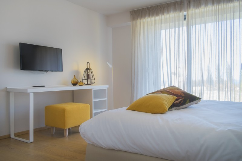 Propriano Location Villa Luxe Pyrile Chambre 1