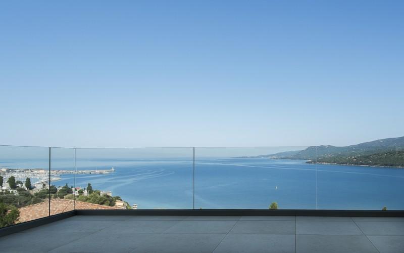 Propriano Location Villa Luxe Pyrile Vue Mer