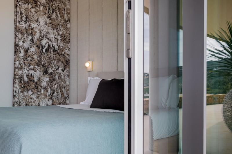 Propriano Location Villa Luxe Pyrule Chambre