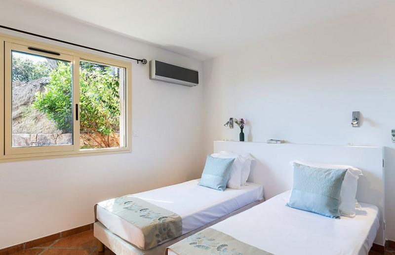 Propriano Location Villa Luxe Quilary Chambre 2