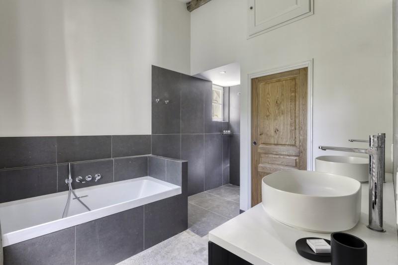 Ramatuelle Location Villa Luxe Galkite Baignoire