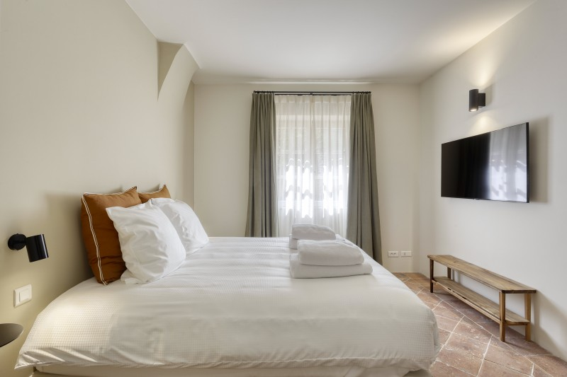 Ramatuelle Location Villa Luxe Galkite Chambre1