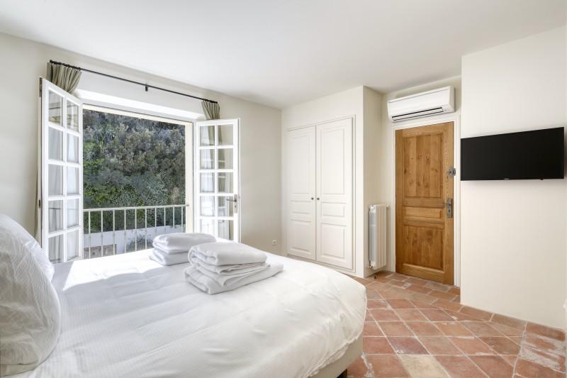 Ramatuelle Location Villa Luxe Galkite Chambre2