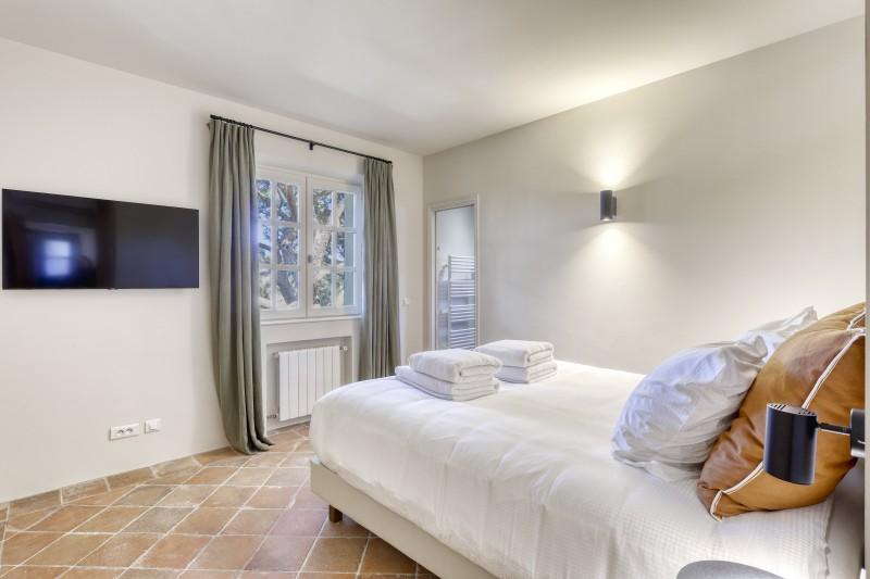 Ramatuelle Location Villa Luxe Galkite Chambre5